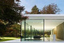 Glasbokse arkitektur