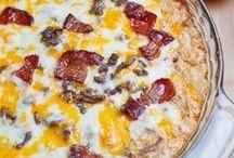 Recipes / by Brad Shake