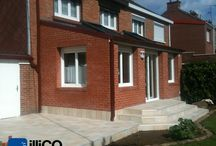 Extensions illiCO travaux / Nous vous proposons de découvrir quelques projets d'extension maison, réalisés par nos soins !