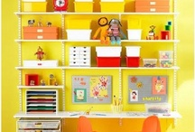 Home office / by Angie Jeffries