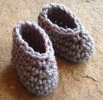 Crochet Booties & Beanies