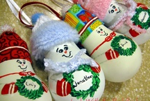 Christmas ornaments / by Debbie Barnes
