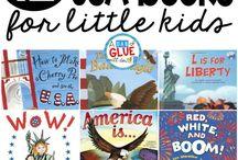 Preschool: USA/Letter U
