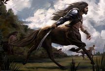 Centaur • Male