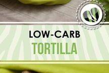 glutenfreie  Tortillas