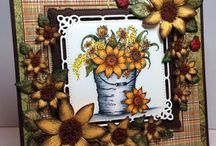 Thanksgiving and Fall Projects / Projects that are fun to make for your friends and family this Thanksgiving and Fall.