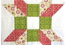 Blocchi patchwork / Blocchi patchwork