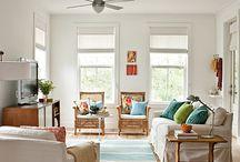 Beautiful Living Rooms / by Merideth Henry