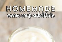 DIY Cream Soup
