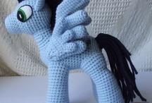 Free My Little Pony Crochet Patterns / by Sharon Ojala