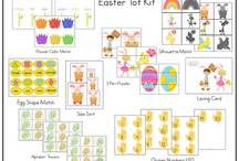Easter Theme / by Jessica Grounds-Robinson