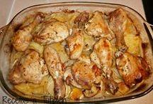 pollo variedad