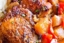 hawaiian b chicken