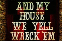 Wreck 'Em Tech / by Tracy Morris