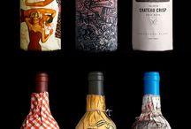 Liquor/Beer/Wine Package Design