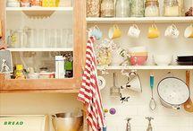 Kitchen / Food, kitchen décor, appliances, etc.  / by Tracy Hall-Ingram