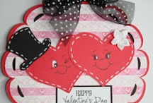 Cards using Peachy Keen Stamps / by Jane Novak