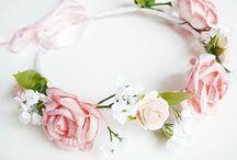 ∞♡†Crown of Flowers.†♡∞