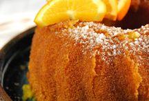 gâteaux  a l orange