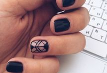 на короткие ногти