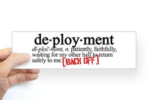 Deployments Suck / by Alexis Kamp