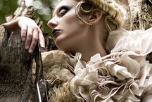 Kirsty Mitchell photography / Wonderland book