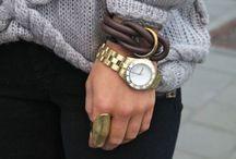 Jewels / Accessories make the world go round. / by Rachel Holden