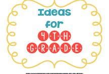 Fourth grade / Fourth grade ideas to make a teacher's life easier. Find inspiration and time-saving ideas for 4th grade right here on this board!