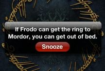 Lord of the rings/ the hobbit/ celtic