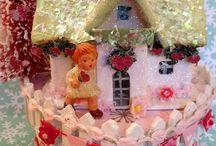 Inspiration: Tiny Houses/ dioramas