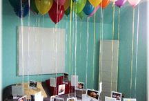 Birthday/Anniversary Ideas / by Kimberly Nakhleh