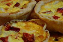 Egg Recipes / Delicious egg recipes, egg salad, deviled eggs, scrambled eggs, frittata, quiche