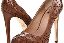 Cute Shoes -  A Girl Has Gotta Have Them! / by Lu Ann Wells