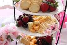 Tea Parties / Recipes and inspiration to get you gathering with your people