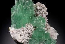 Minérios, Gemas e Jóias