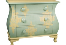 Dress-er me up / Dresser, chest of drawers, high boy, chiffonaire, armoire, wardrobe