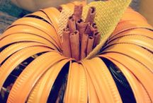 Fall decor / by Corinne O'Hara