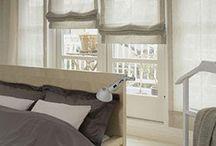 Estores e cortinas