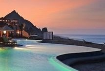 Hotels and Resorts / Dispatches from the lap of luxury.