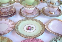 Pretty dishes and tables / by kathy cunningham