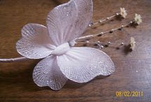 mariposas de alambre