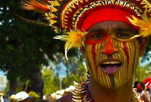Pinturas Tribales