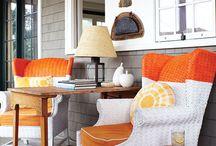 Colour - Orange - a favourite colour