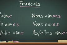 Francese / Immagini, modi di dire e grammatica francese