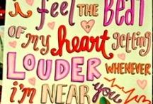 One Direction lyrics ♥♥