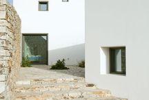 Architecture- Greek islands