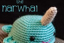 Narwhals / by Molly Wolf