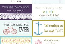 printables / by Stephanie Rice Maxwell