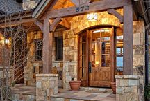Timber Framed Porches