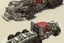 Vehicle Concept Reference